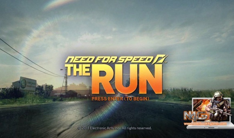 Review : Need for Speed The Run