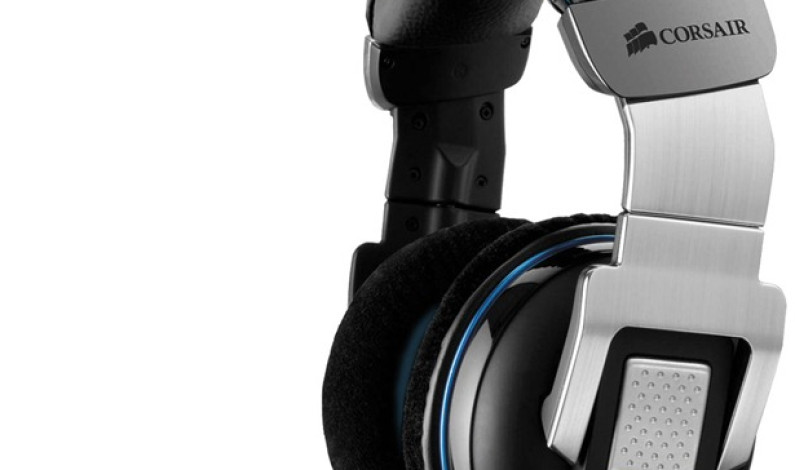 Corsair นำเสนอ Vengeance 2000 wireless headset