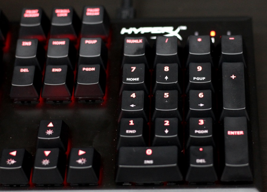 Gaming Keyboard-2