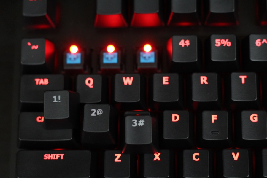 Gaming Keyboard-3